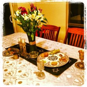 Pesach Seder 5772